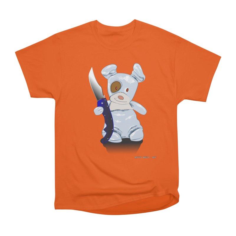 Daddy's 'lil Psycho Boy Men's Classic T-Shirt by AntonAbela-Art's Artist Shop