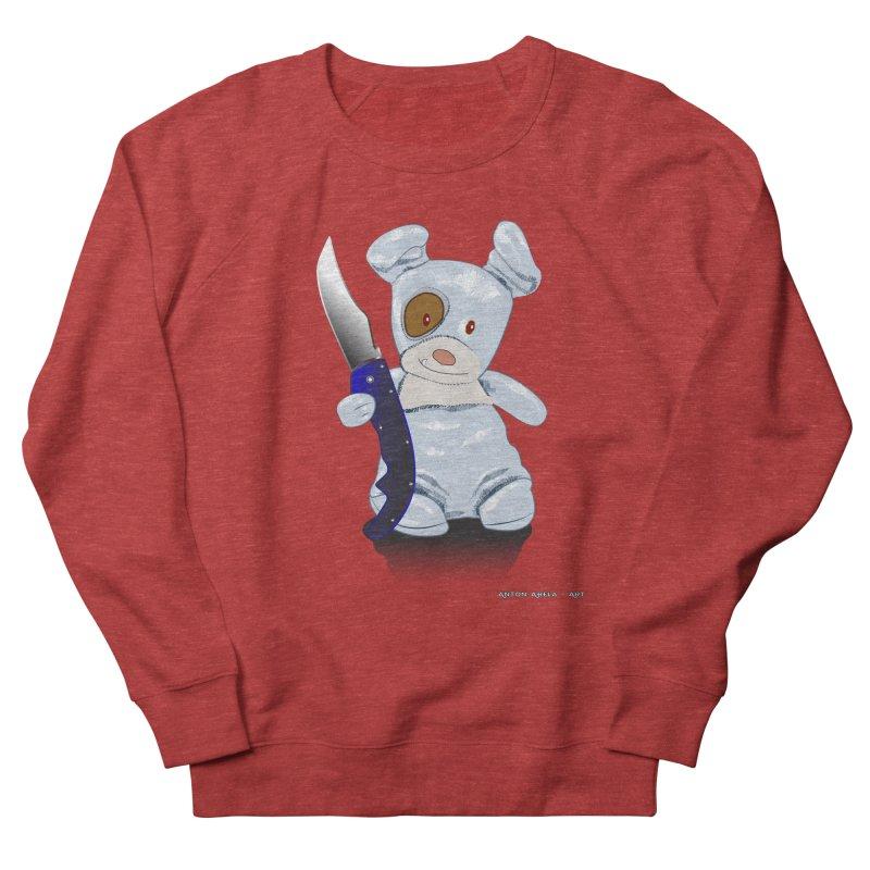Daddy's 'lil Psycho Boy Men's Sweatshirt by AntonAbela-Art's Artist Shop