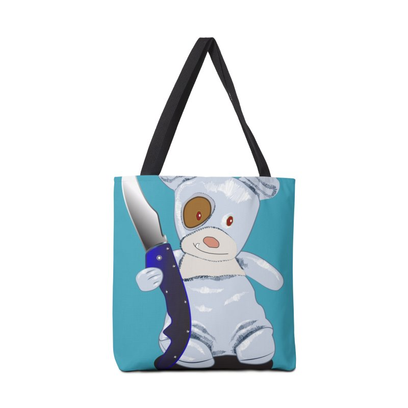 Daddy's 'lil Psycho Boy Accessories Bag by AntonAbela-Art's Artist Shop