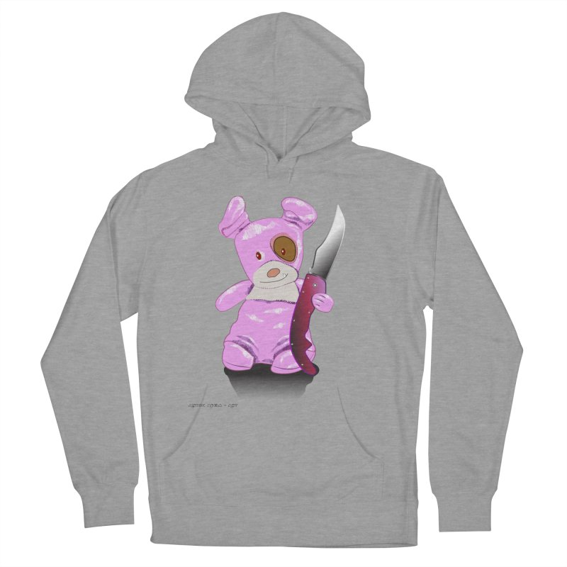 Doggies' Angel Women's Pullover Hoody by AntonAbela-Art's Artist Shop