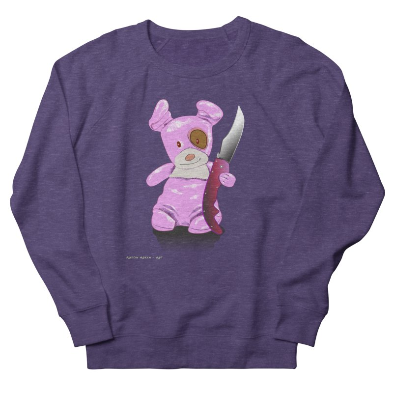 Doggies' Angel Women's Sweatshirt by AntonAbela-Art's Artist Shop
