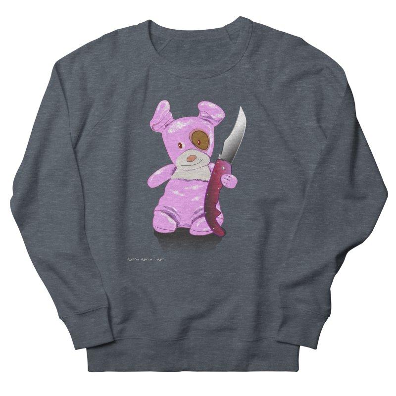 Doggies' Angel Women's Sweatshirt by AntonAbela-Art's Artist Shop