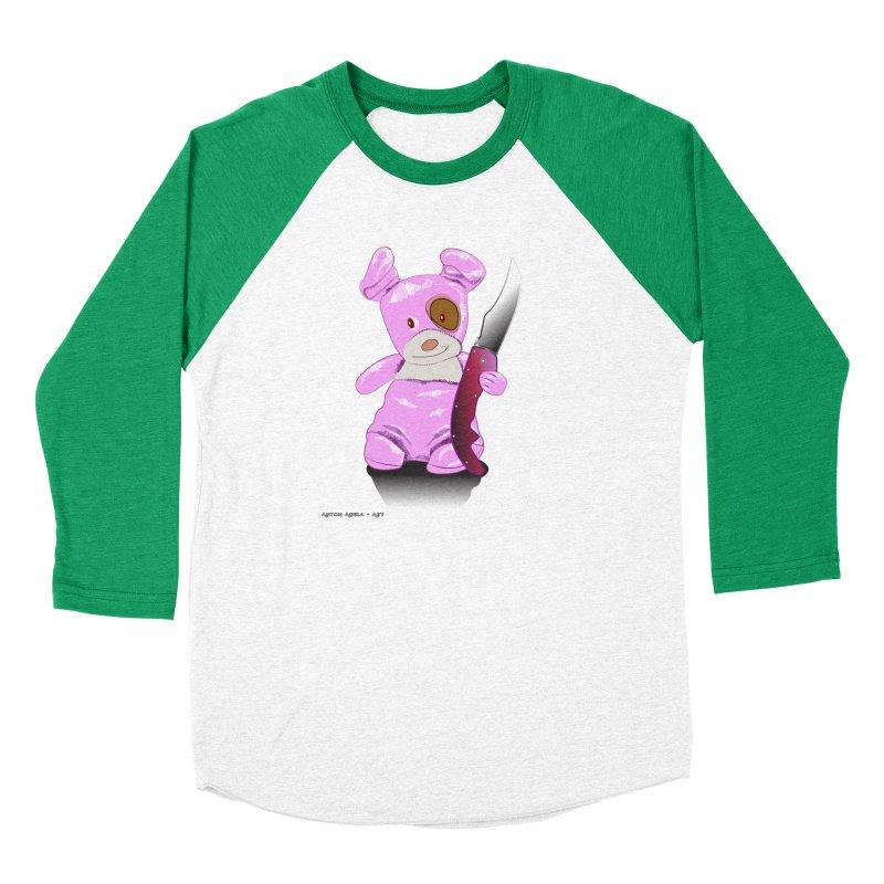 Doggies' Angel Women's Longsleeve T-Shirt by AntonAbela-Art's Artist Shop