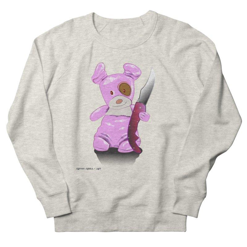 Doggies' Angel Men's Sweatshirt by AntonAbela-Art's Artist Shop