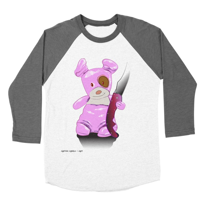 Doggies' Angel Women's Longsleeve T-Shirt by AntonAbela-Art's Artist Shop