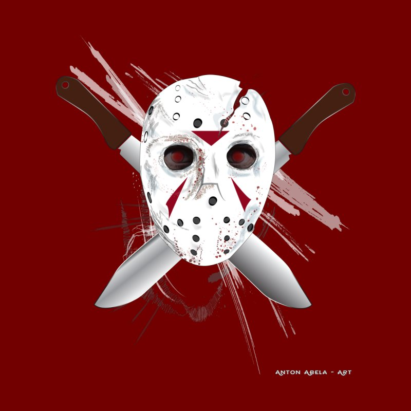 Jason Voorhees by AntonAbela-Art's Artist Shop
