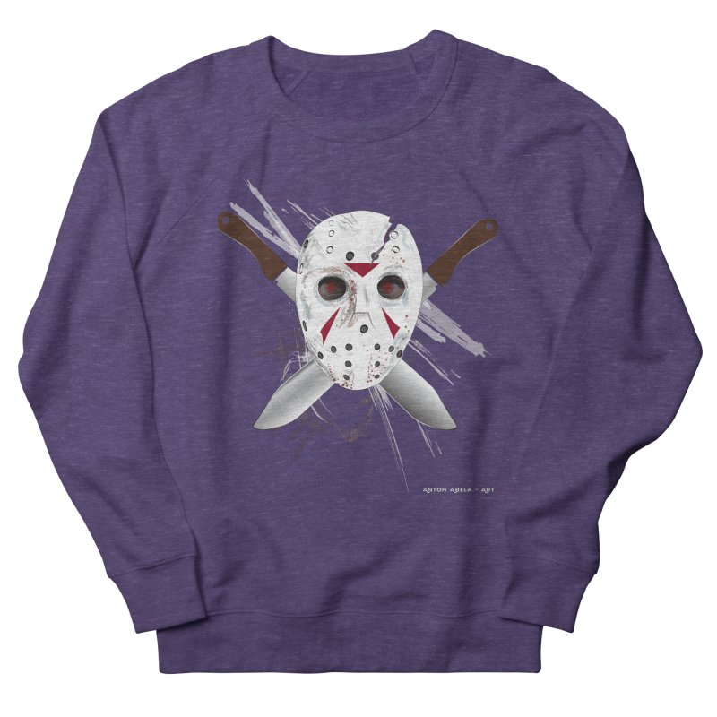 Jason Voorhees Women's Sweatshirt by AntonAbela-Art's Artist Shop