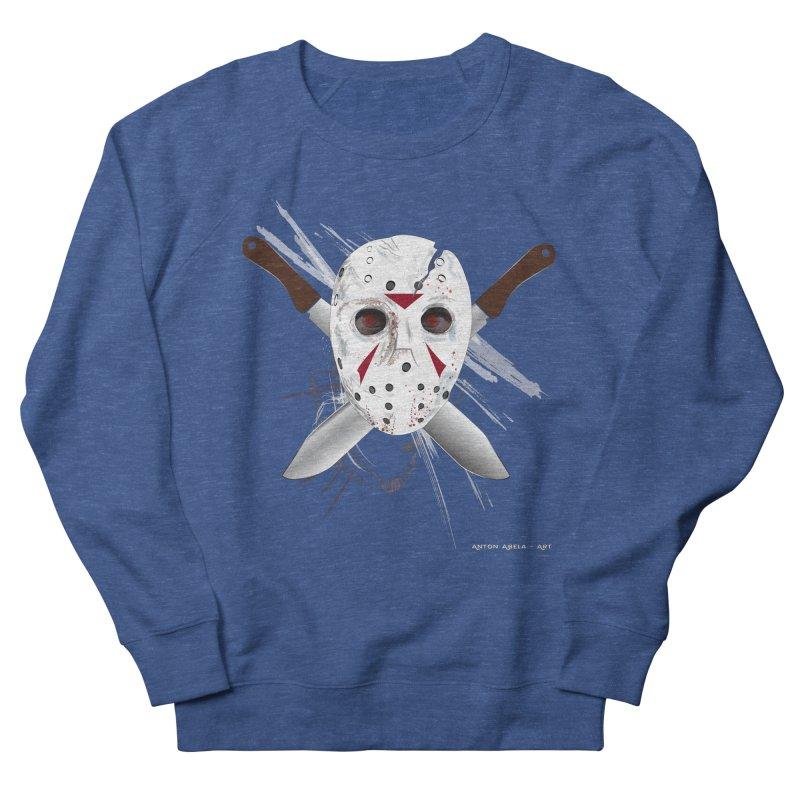 Jason Voorhees Men's Sweatshirt by AntonAbela-Art's Artist Shop