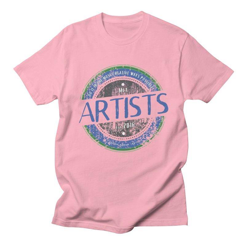 Artists Do It... Women's Unisex T-Shirt by AntonAbela-Art's Artist Shop