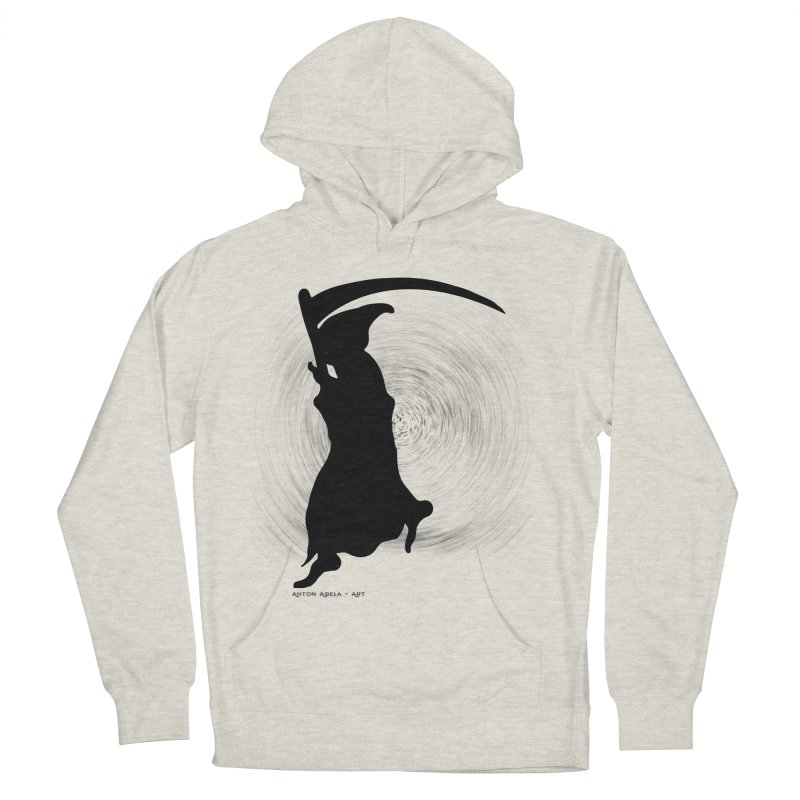 The Reaper Women's Pullover Hoody by AntonAbela-Art's Artist Shop