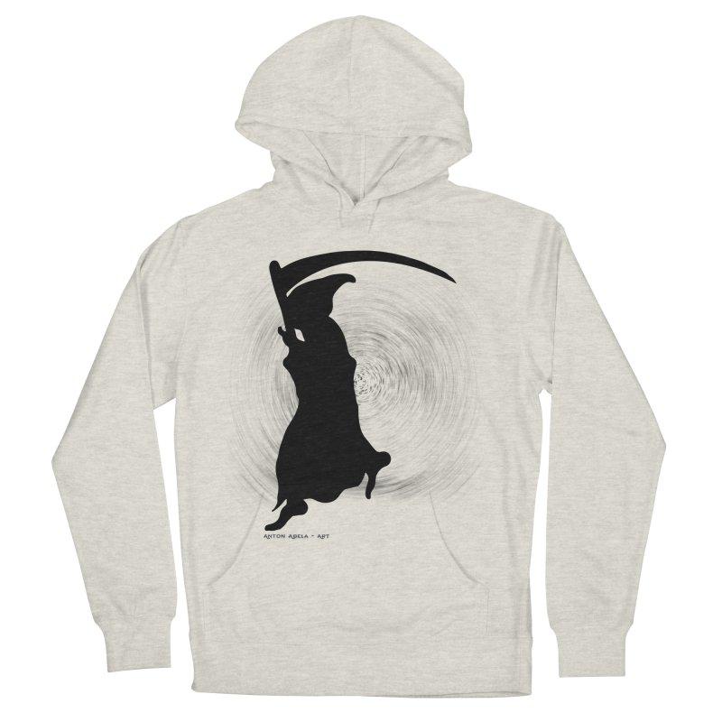 The Reaper Men's Pullover Hoody by AntonAbela-Art's Artist Shop