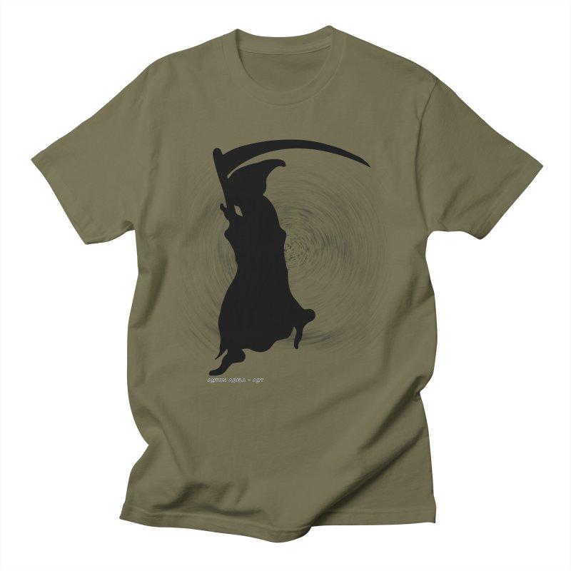 The Reaper Women's Unisex T-Shirt by AntonAbela-Art's Artist Shop