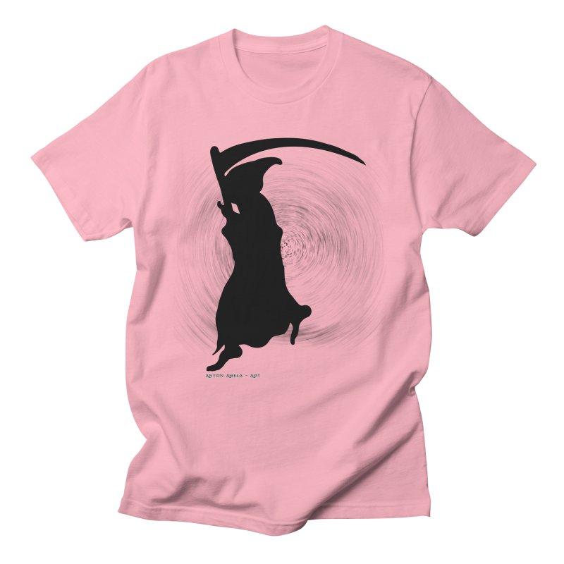 The Reaper Men's T-shirt by AntonAbela-Art's Artist Shop