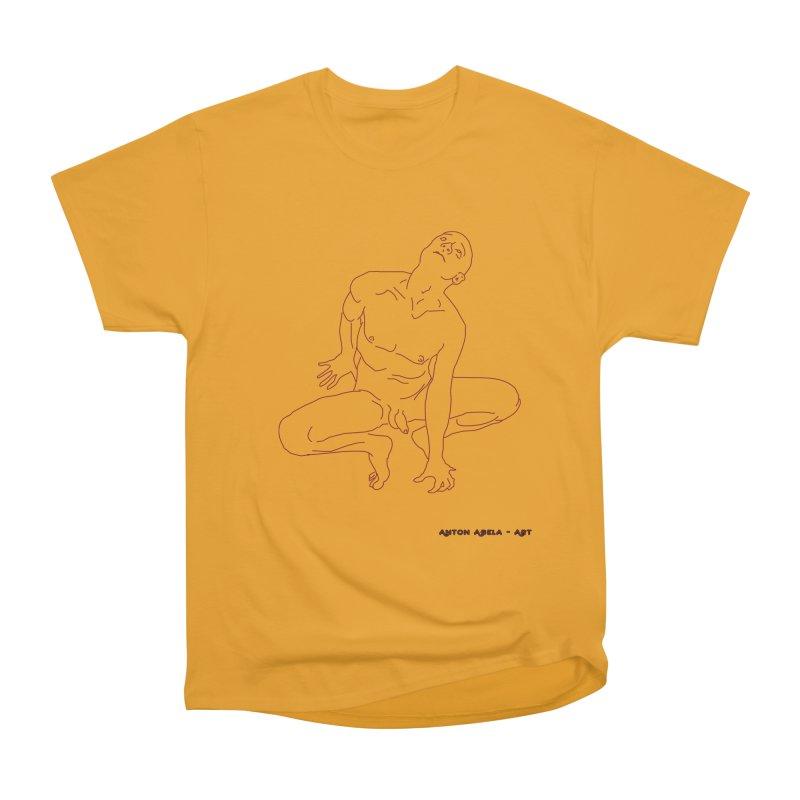 Rapture Women's Heavyweight Unisex T-Shirt by AntonAbela-Art's Artist Shop