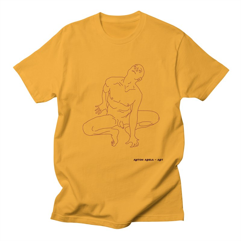 Rapture Men's T-Shirt by AntonAbela-Art's Artist Shop