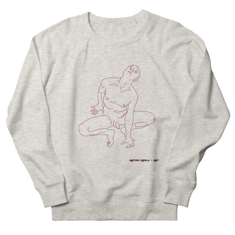 Rapture Women's French Terry Sweatshirt by AntonAbela-Art's Artist Shop