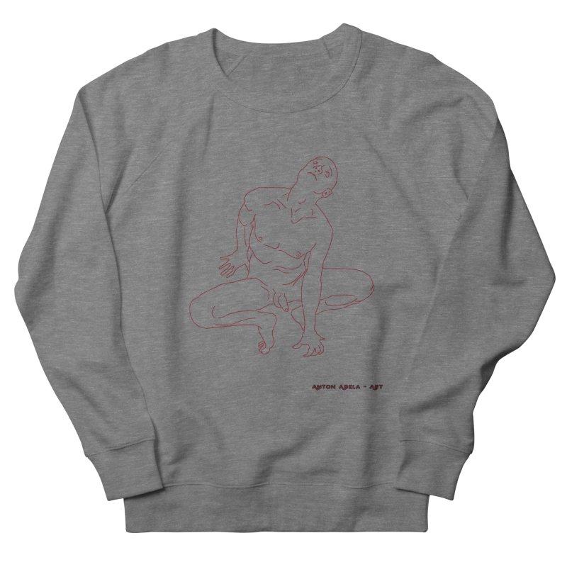 Rapture Men's Sweatshirt by AntonAbela-Art's Artist Shop
