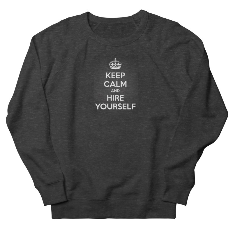 New Hire Women's Sweatshirt by Antonio's Artist Shop