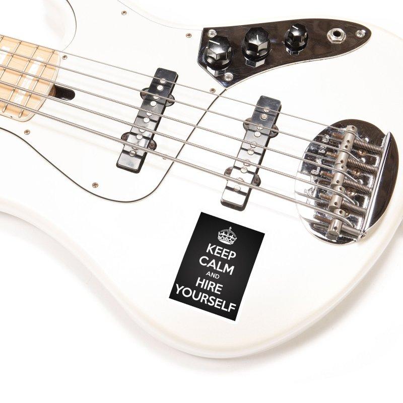 New Hire Accessories Sticker by Antonio's Artist Shop