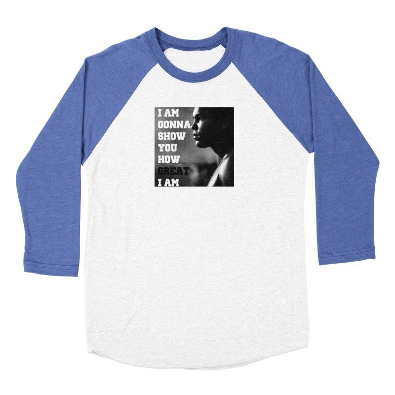 Greatness Women's Longsleeve T-Shirt by Antonio's Artist Shop