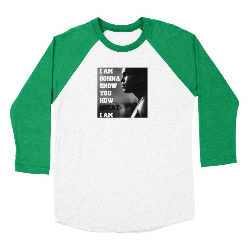 Greatness Men's Longsleeve T-Shirt by Antonio's Artist Shop