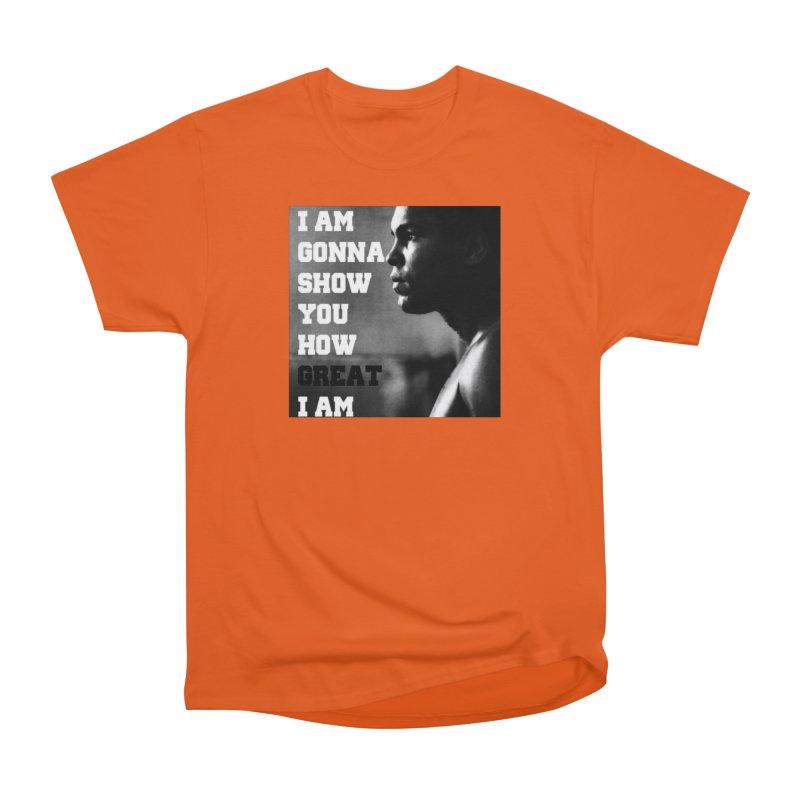 Greatness Women's T-Shirt by Antonio's Artist Shop