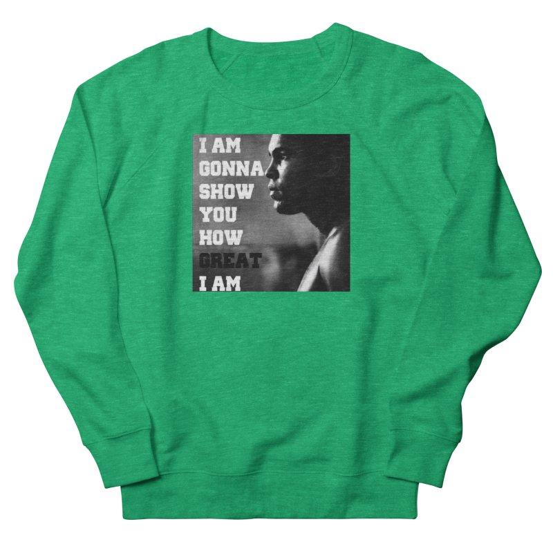 Greatness Women's Sweatshirt by Antonio's Artist Shop