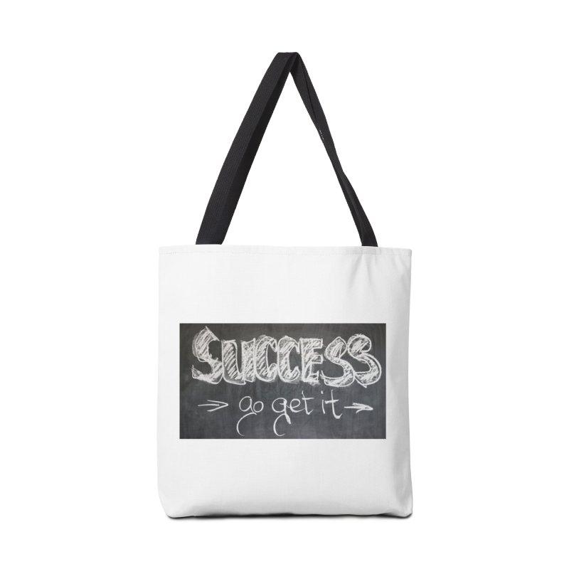 Success Accessories Bag by Antonio's Artist Shop