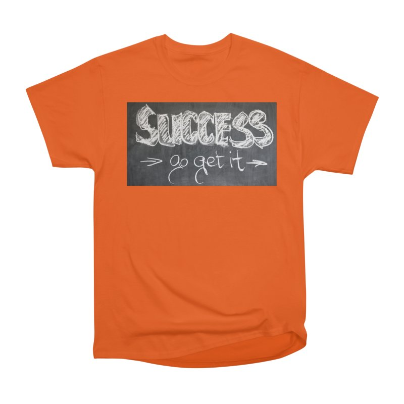 Success Women's T-Shirt by Antonio's Artist Shop
