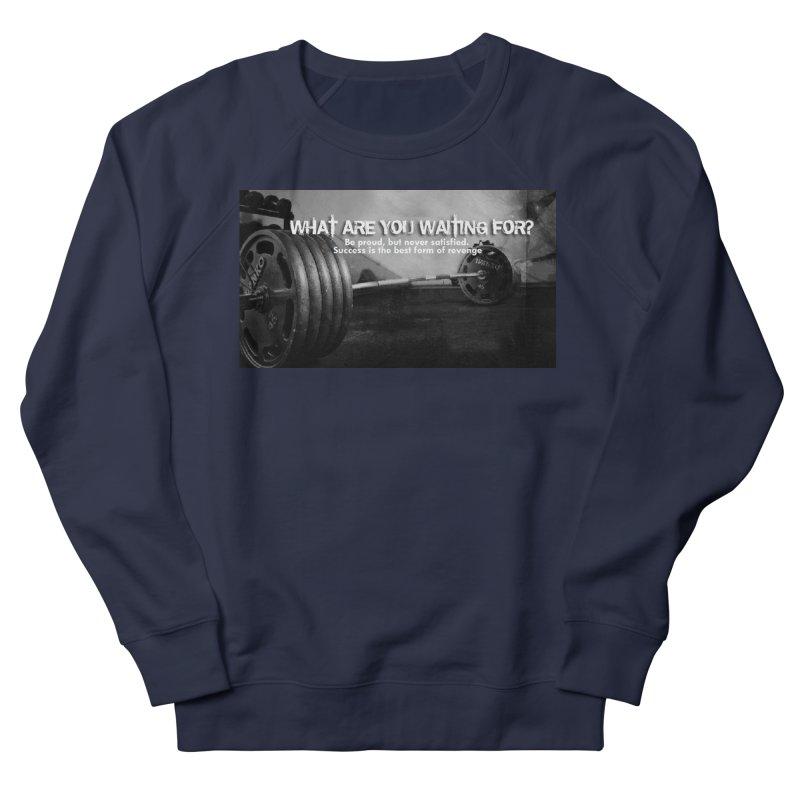 Waiting Women's Sweatshirt by Antonio's Artist Shop
