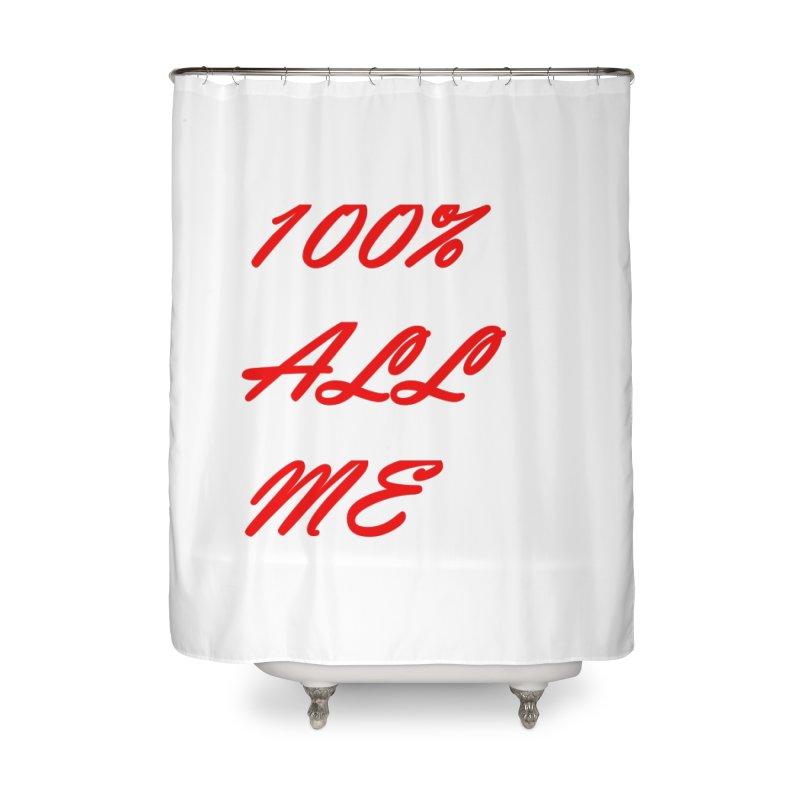 100% Home Shower Curtain by Antonio's Artist Shop