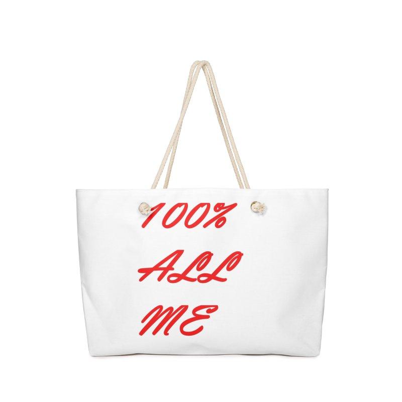 100% Accessories Bag by Antonio's Artist Shop