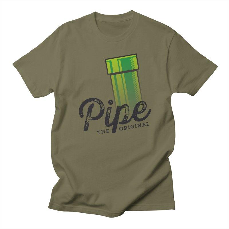 pipe Women's Unisex T-Shirt by antoniovenditti