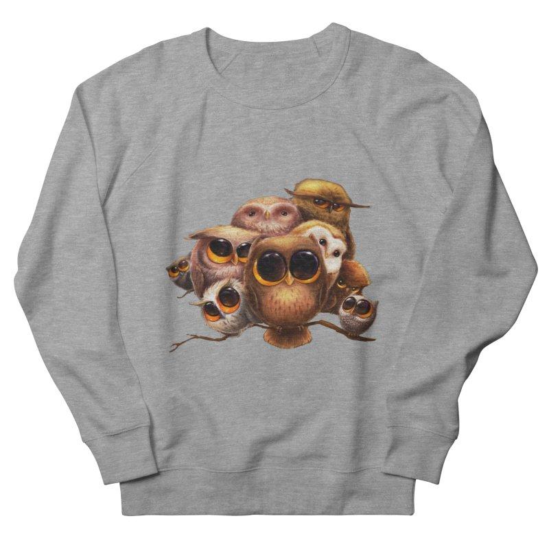Little Owls Men's Sweatshirt by AntoZ