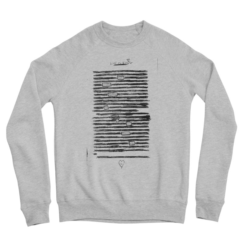 Forever Wild Women's Sweatshirt by An Vii Artist Shop