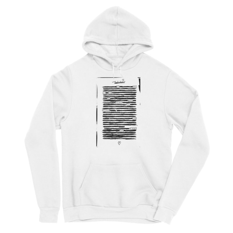 The Mess Women's Pullover Hoody by An Vii Artist Shop
