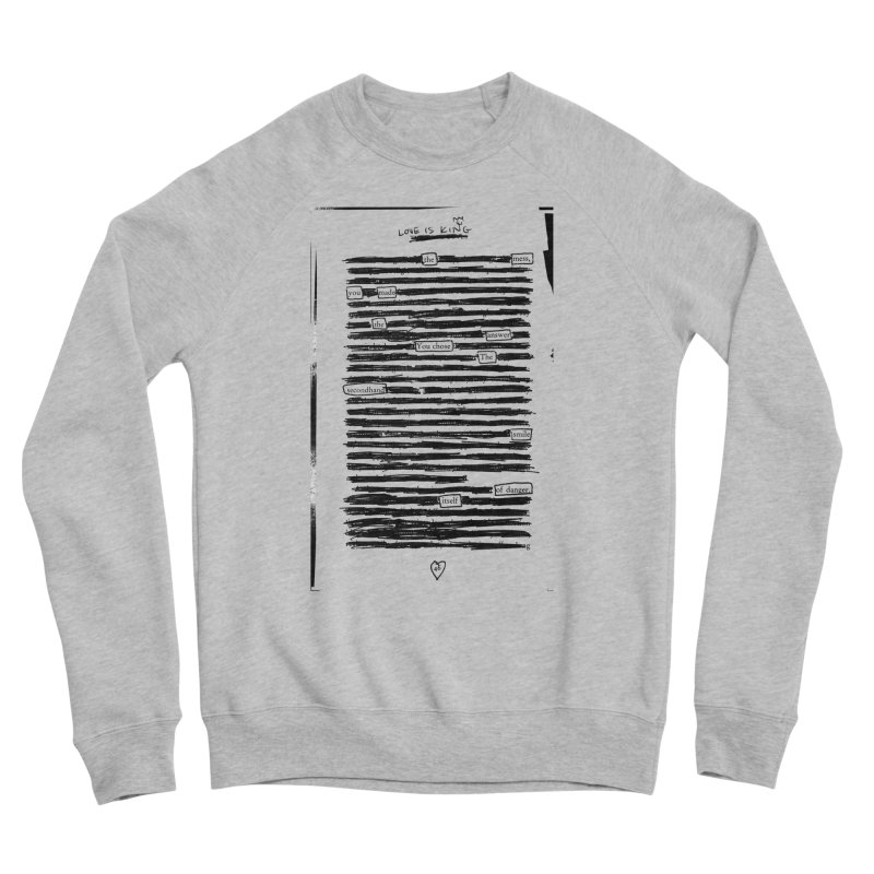 The Mess Men's Sweatshirt by An Vii Artist Shop