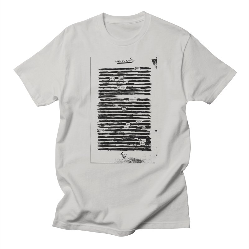 Tears and Truth Men's T-Shirt by An Vii Artist Shop