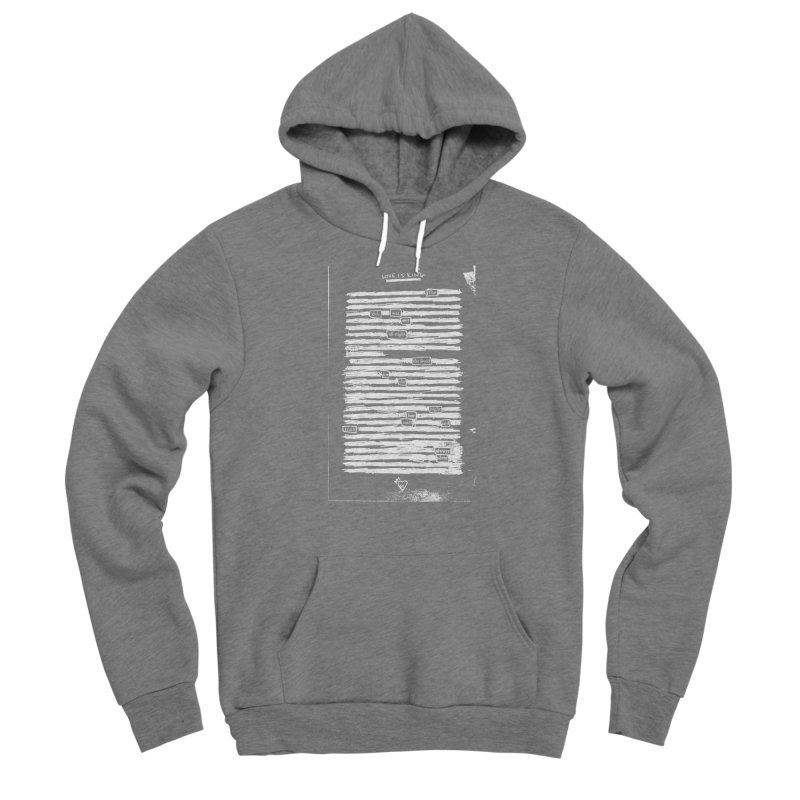 Tears and Truth Men's Pullover Hoody by An Vii Artist Shop