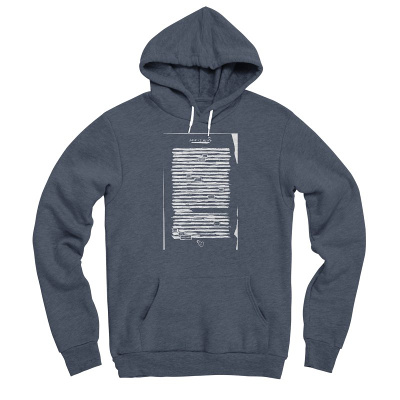 Love The Unlovable Men's Pullover Hoody by An Vii Artist Shop