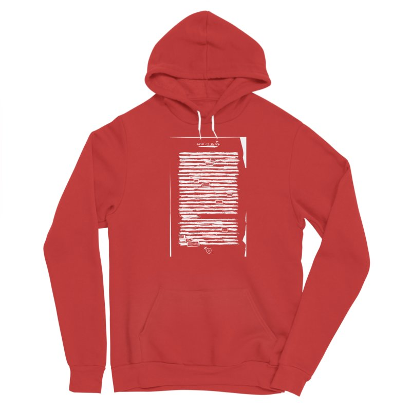 Love The Unlovable Women's Pullover Hoody by An Vii Artist Shop