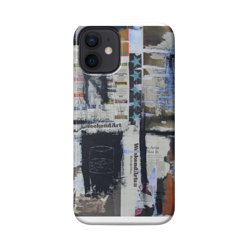 Weekend Arts Blues 2x Accessories Phone Case by An Vii Artist Shop