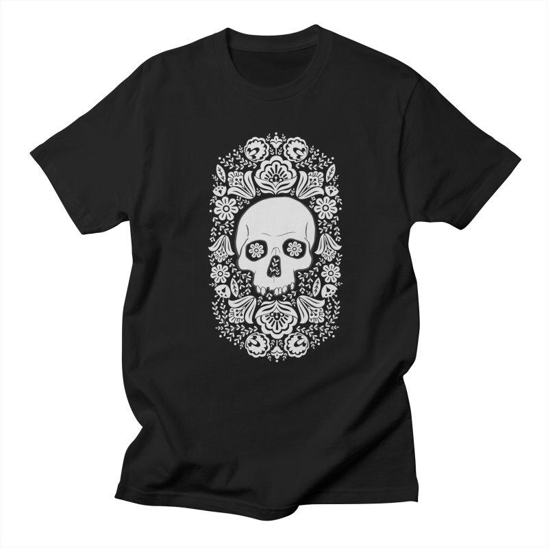 Life's too short, smell some flowers 3 Men's Regular T-Shirt by anyafelch's Artist Shop