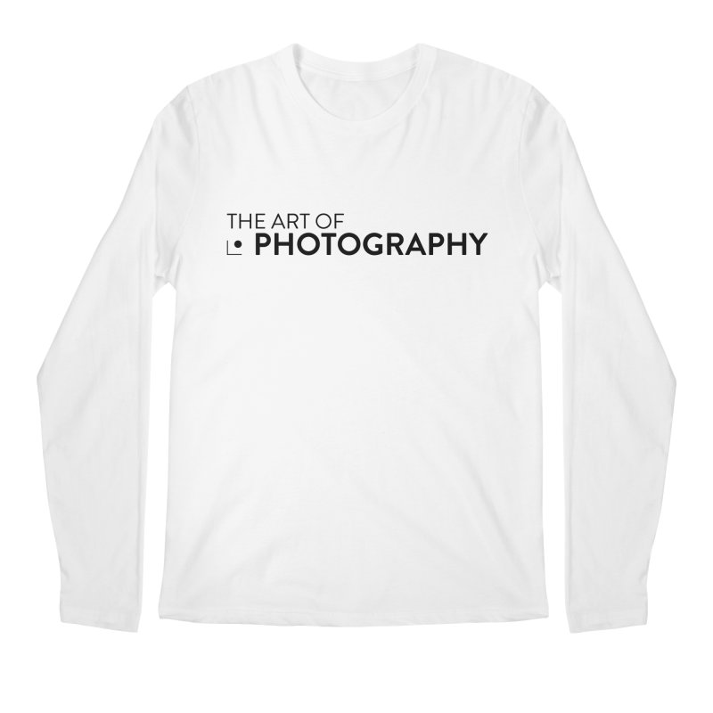 AOP :: HIGH KEY (WHITE) Men's Longsleeve T-Shirt by The Art of Photography Shop!