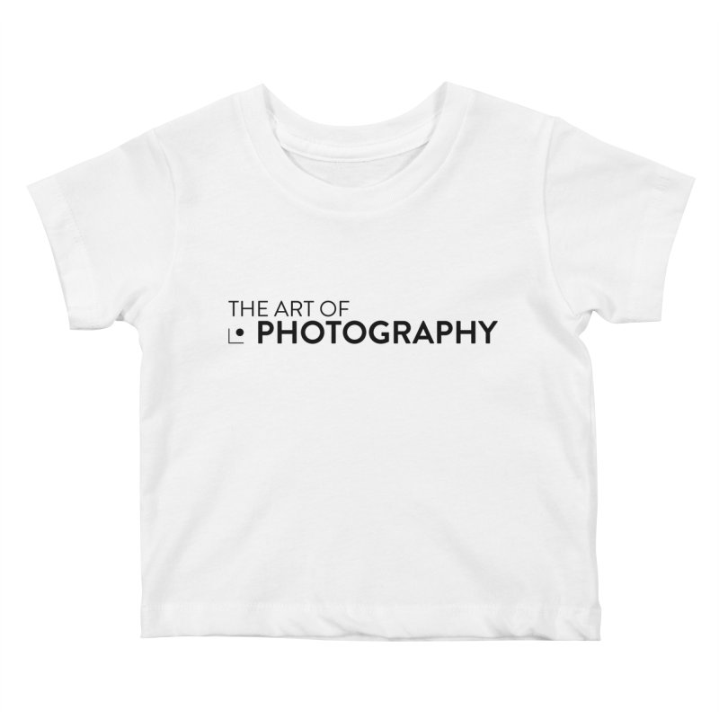 AOP :: HIGH KEY (WHITE) Kids Baby T-Shirt by The Art of Photography Shop!