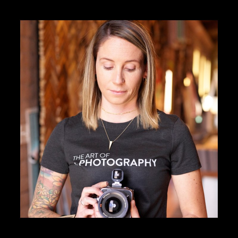 AOP :: LOW KEY (DARK) Women's V-Neck by The Art of Photography Shop!