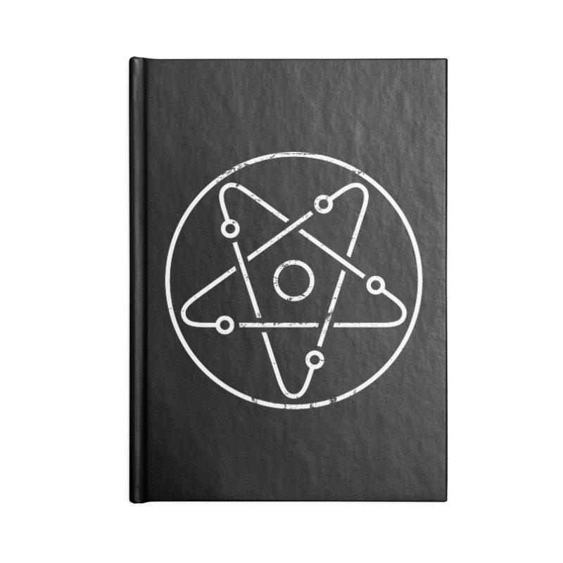 Science Rocks Accessories Notebook by aparaat's artist shop