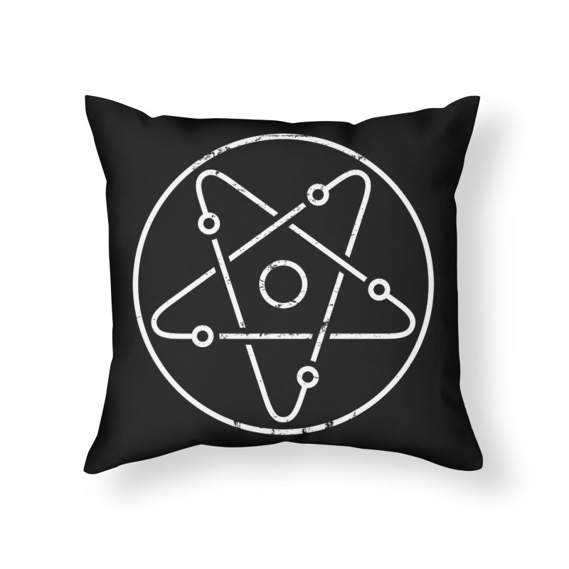Science Rocks Home Throw Pillow by aparaat's artist shop