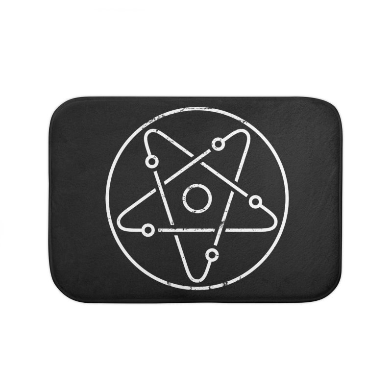 Science Rocks Home Bath Mat by aparaat's artist shop