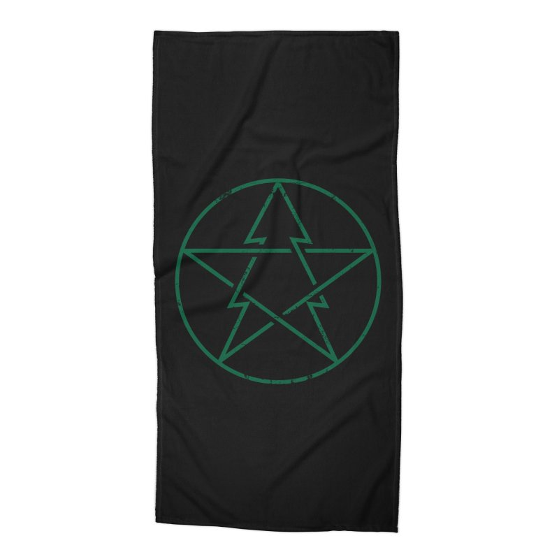 Pinetagram Accessories Beach Towel by aparaat's artist shop